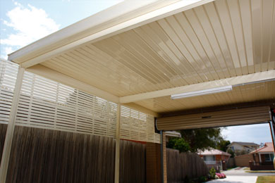 Carports and Verandas